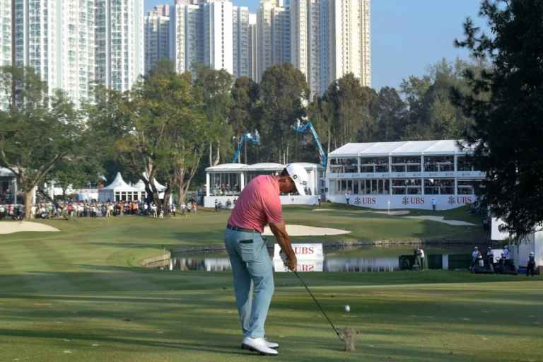 European Tour's Hong Kong Open POSTPONED due to violent unrest in city