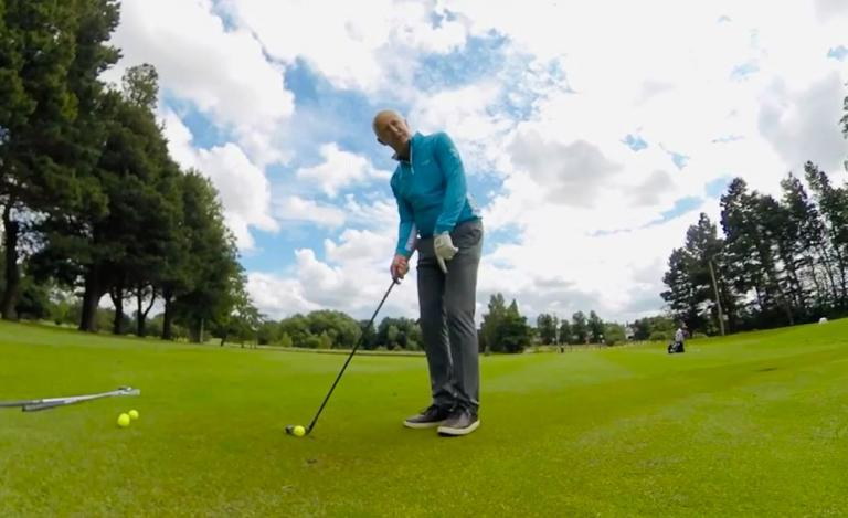 Save shots around the green by using a hybrid