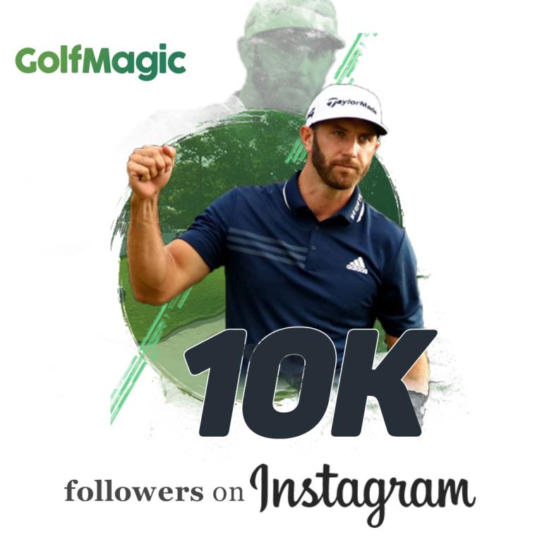 GolfMagic reaches 10k Instagram followers to fully unlock Stories
