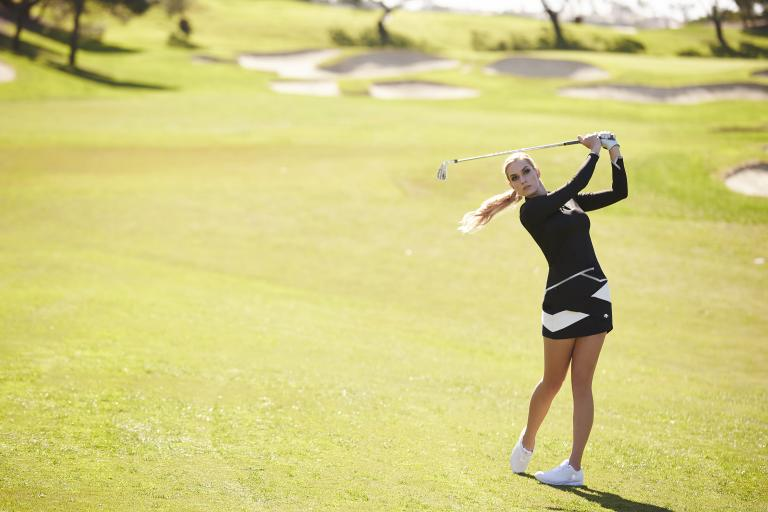 0091dc6f2 Instagram star and golf influencer, Paige Spiranac, returns to Dubai this  week to host coverage of the 2019 Omega Dubai Moonlight Classic at Emirates  Golf ...