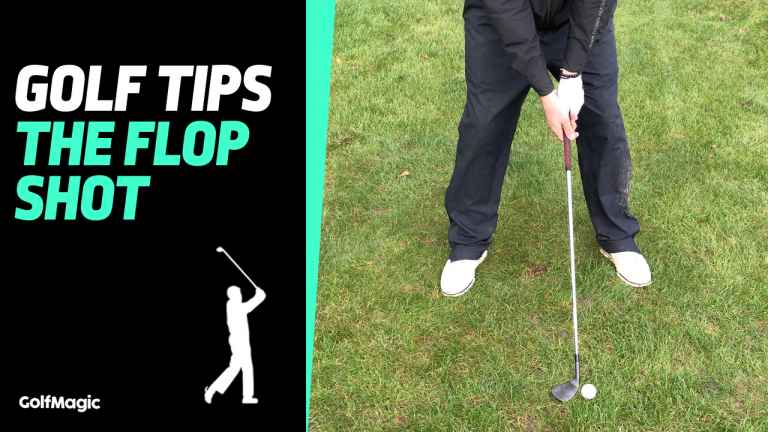 How to play the flop shot like Phil Mickelson