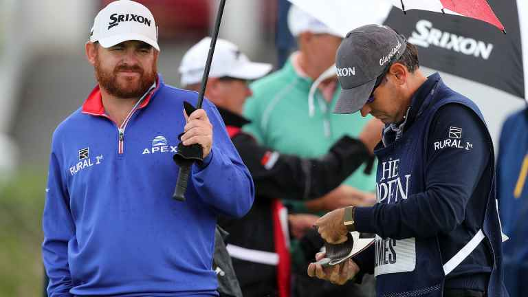 J.B. Holmes rinsed on twitter for slow play