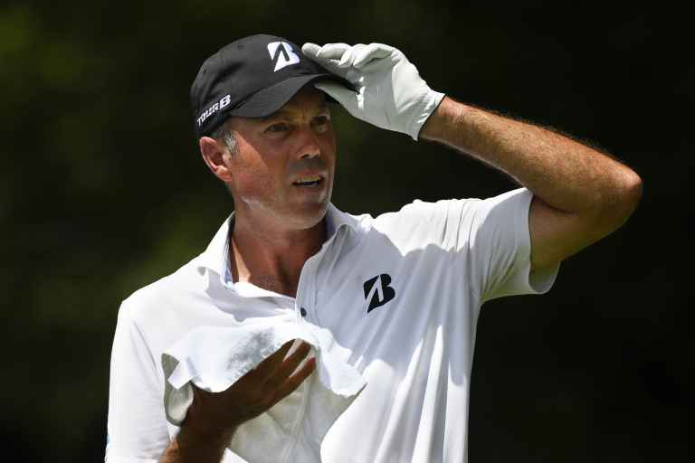 Matt Kuchar GRILLED by commentary over waste-area incident
