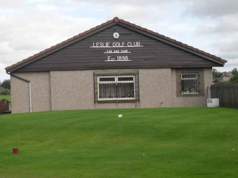 Just FOUR golfers pay up for membership at Scottish golf club