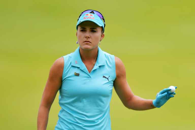 Lexi Thompson causes 40 players to miss practice round at Women's Open