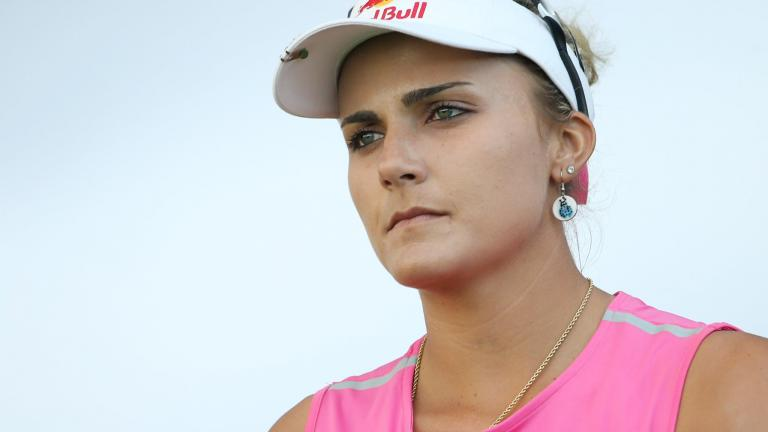 Lexi Thompson shares body image struggle on Instagram