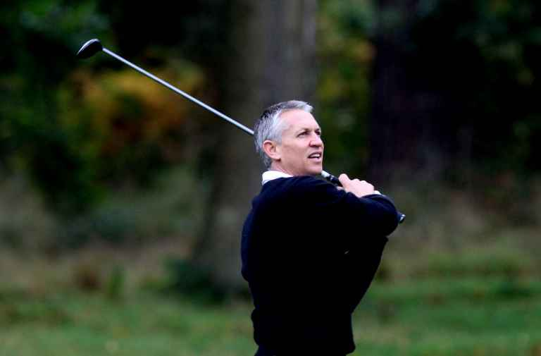 Gary Lineker forced to quit golf due to chronic arthritis