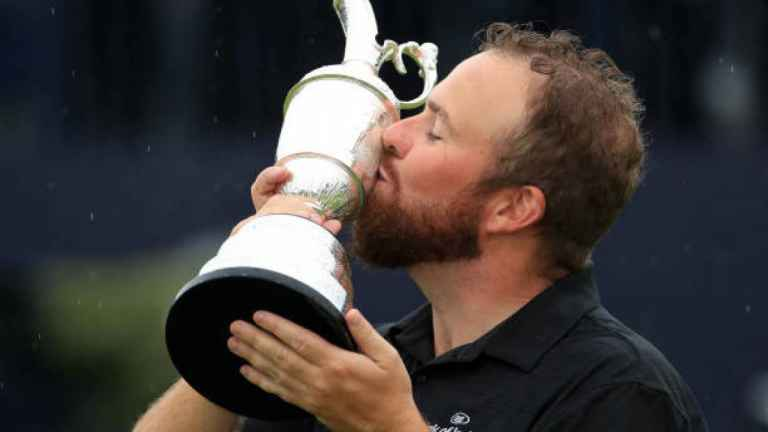 Shane Lowry brilliant response to how his life has changed since the open