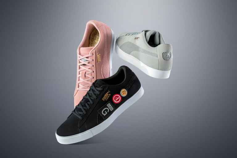 PUMA Golf launches new Suede Patch and OG