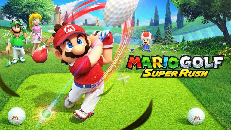 Social media reacts to NEW Mario Golf Super Rush game for Nintendo Switch