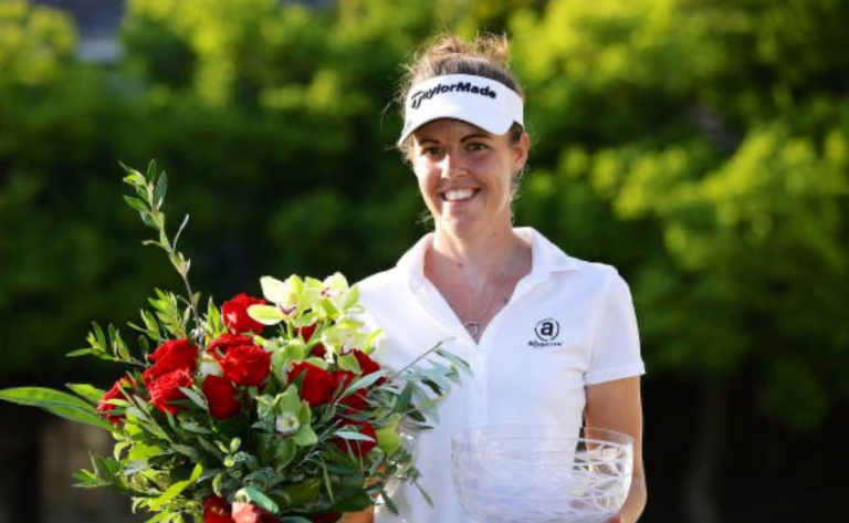 Meghan MacLaren wins Rose Ladies Series event despite penalty