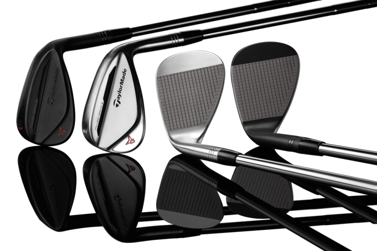 TaylorMade introduces raw design in new milled grind 2 wedges