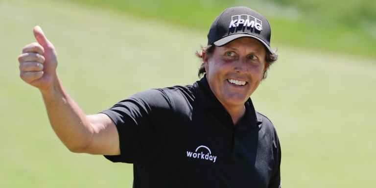 WATCH: Phil Mickelson reveals CRAZY PGA Tour story