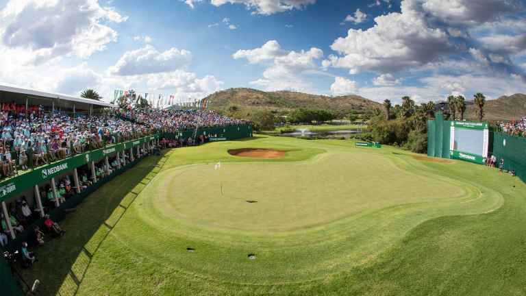 How much every player won at the Nedbank Golf Challenge