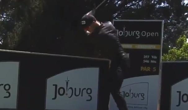 Hansen wins Joburg Open for 1st European Tour title