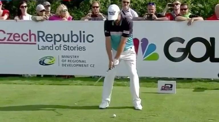 What do you make of Padraig Harrington's new golf swing takeaway?