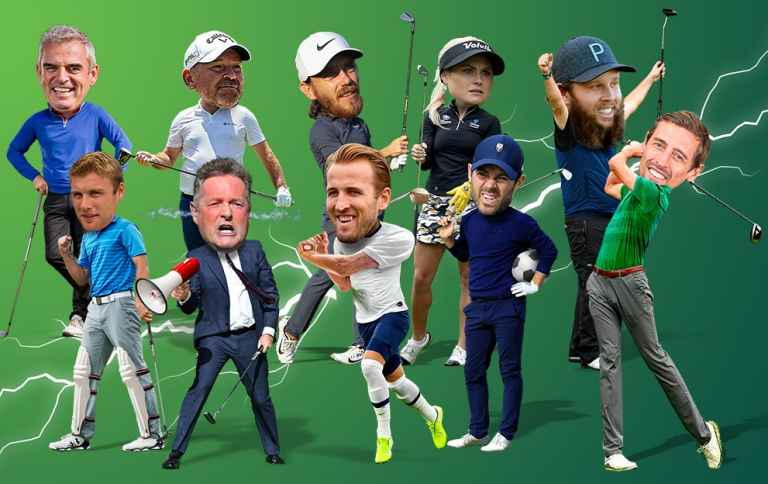 Paddy Power announces star-packed Pro-Am