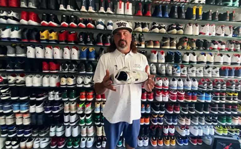 Pat Perez shows off his INCREDIBLE Nike