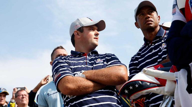 Reed's mother-in-law takes aim at Furyk, Spieth & Ryder Cup politics