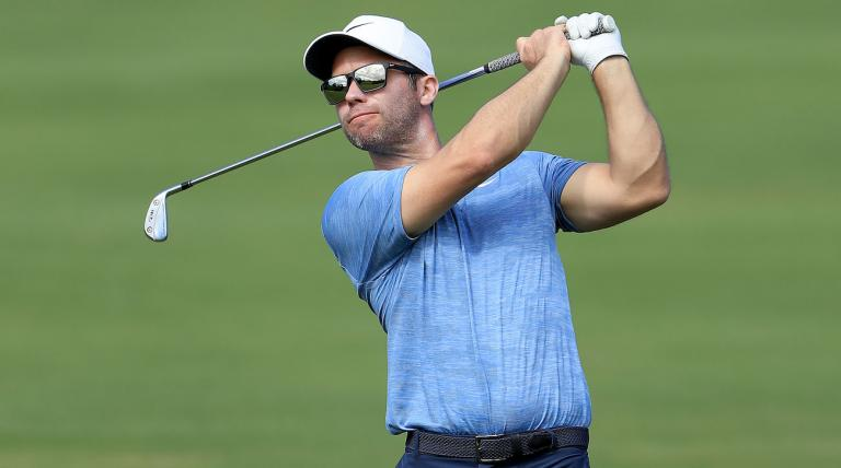 Paul Casey spotted using Honma Golf irons at Tournament of Champions