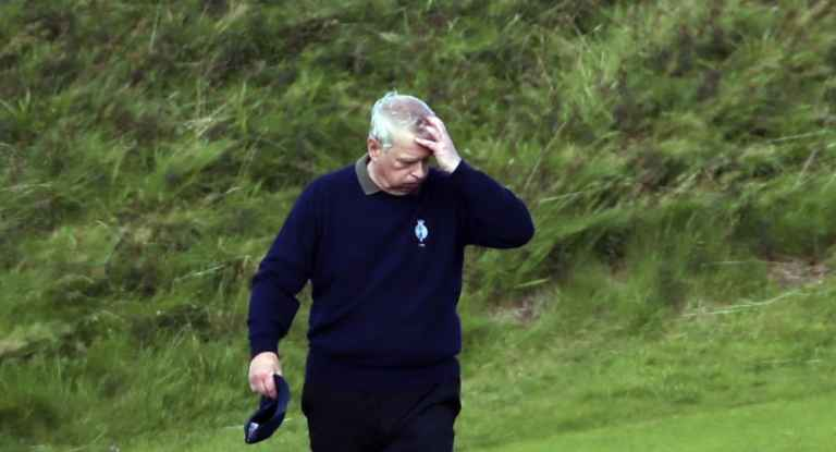 Royal Portrush considers new patron as Prince Andrew steps back