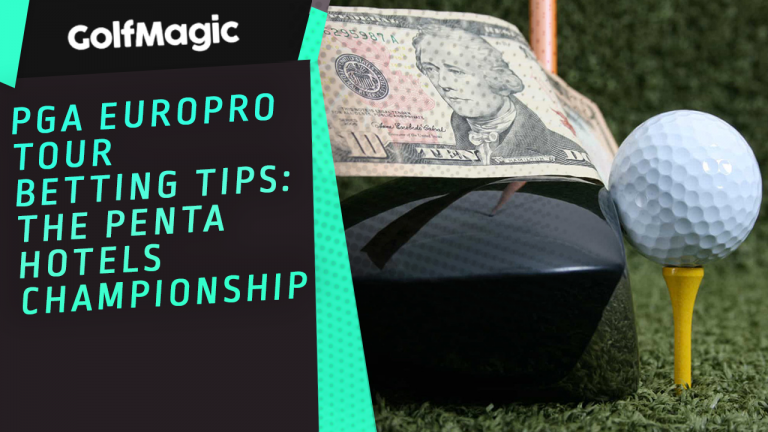 PGA Europro Tour Betting Tips: The Penta Hotels Championship | GolfMagic