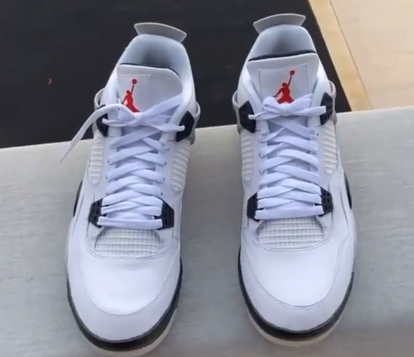 Air Jordan 4 Golf Shoes: PGA Tour pro Pat Perez gives golf fans a FIRST LOOK!