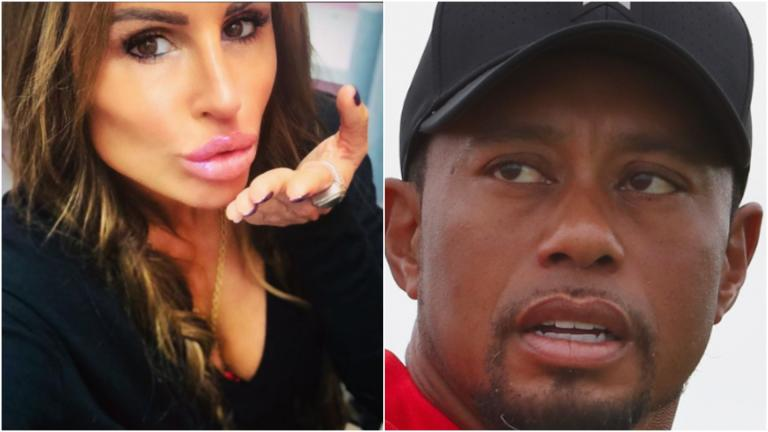 "Rachel Uchitel claims she had a ""LOVE ADDICITION"" with Tiger Woods"