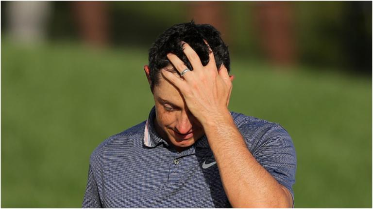 GOLF FEATURE: Rory McIlroy continues to fight the final-group blues...