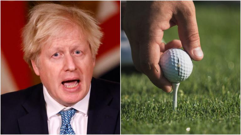 Golf to return in England in February? Boris Johnson gives us all hope!