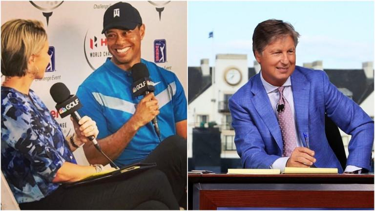 Lisa Cornwell SLAMS Golf Channel after leaving the company