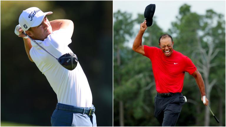 "Justin Thomas on Tiger Woods car crash: ""I'm sick to my stomach"""