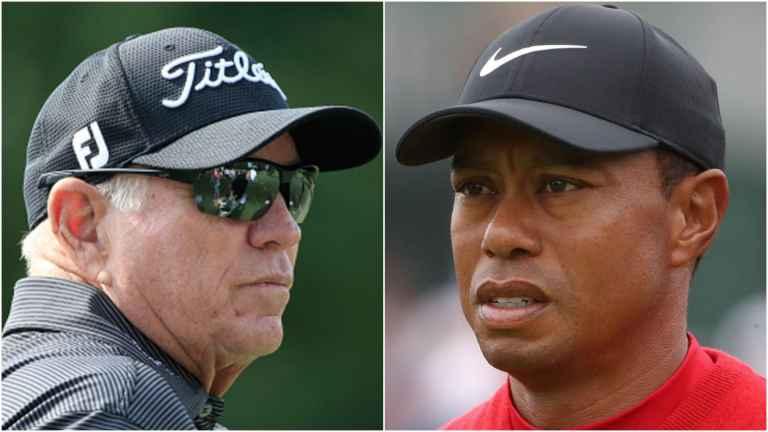"""Butch Harmon: Tiger Woods is an arrogant """"pr**k!"""""""