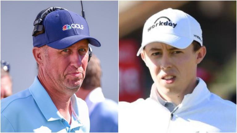 Jim 'Bones' Mackay will caddie for Matt Fitzpatrick on PGA Tour