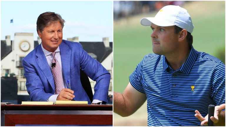Patrick Reed threatens Brandel Chamblee with letter from lawyer