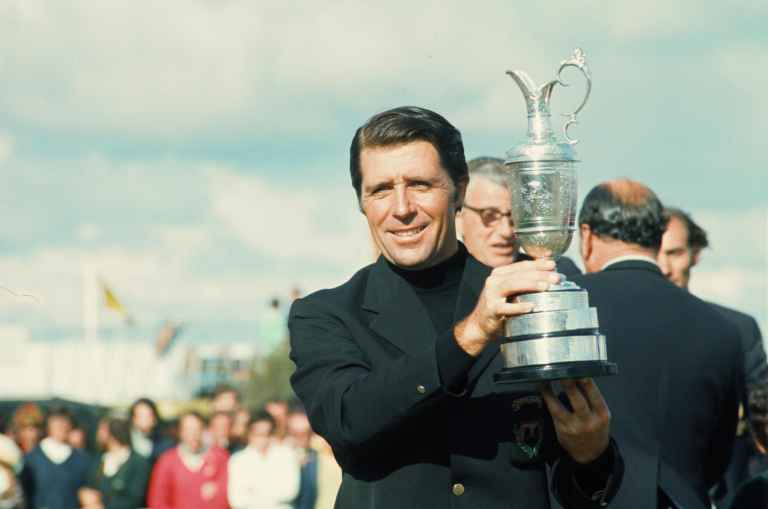 Did Gary Player do a Patrick Reed at the 1974 Open?