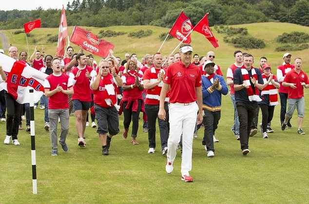 the premier league teams that perfectly represent golfers