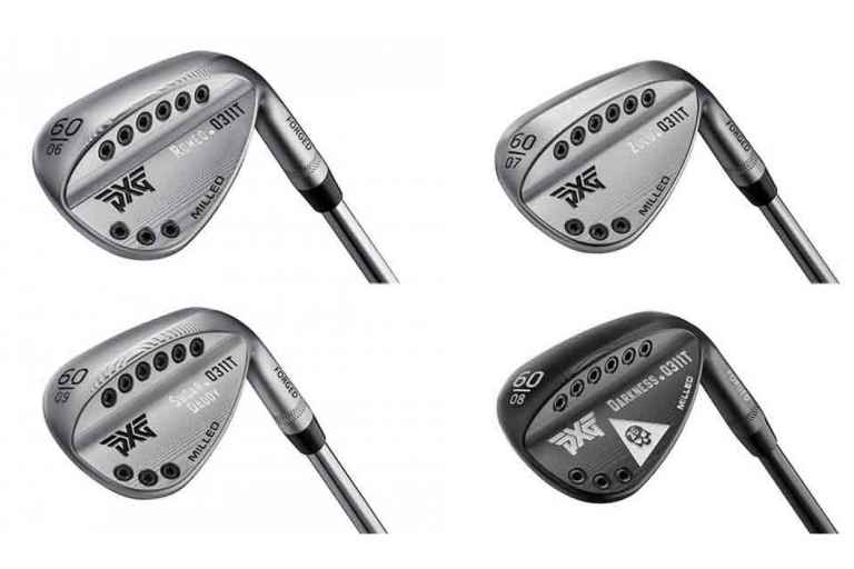 pxg 0311t forged wedges