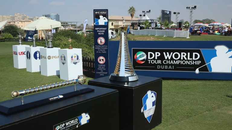 Race to Dubai now down to five contenders