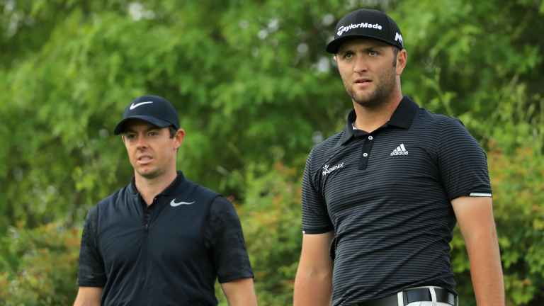 US Open tee times and groups