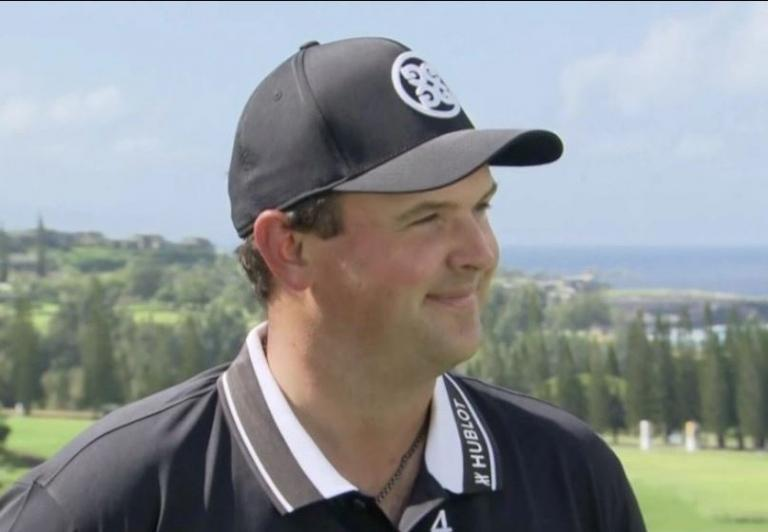 Patrick Reed rocks G/FORE clothing on PGA Tour after ending deal with Nike