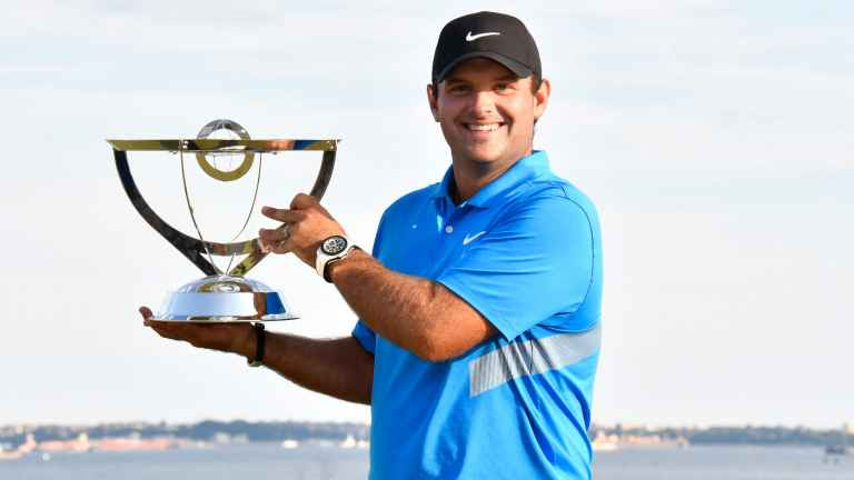 Patrick Reed wins The Northern Trust - What's in the bag