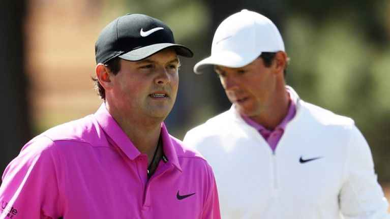 """Rory McIlroy on Patrick Reed incident: """"The shot does look bad!"""""""