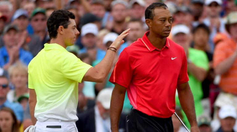 Rory McIlroy claims Tiger Woods was receiving neck treatment in Mexico