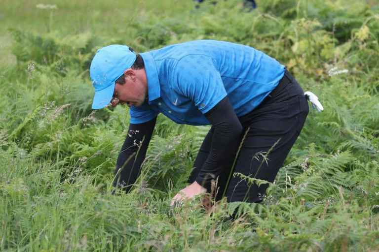 Rory McIlroy smashes lady's mobile phone at Open, social media reacts