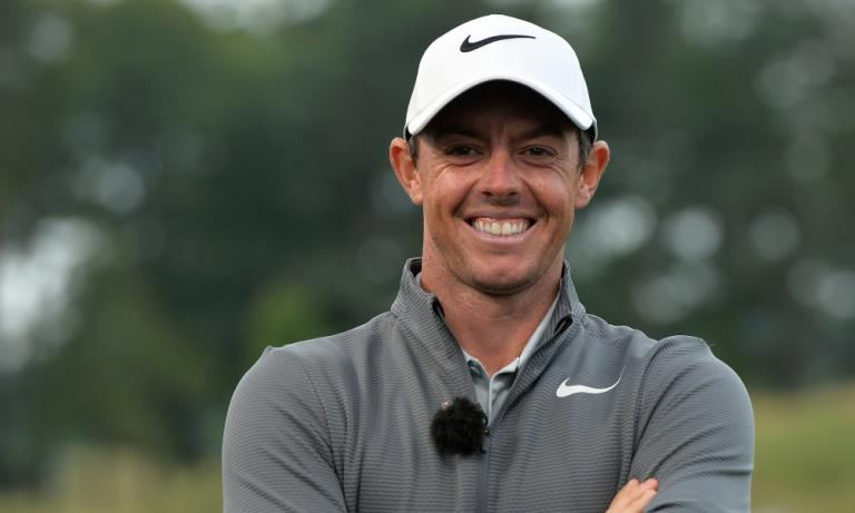"""Rory McIlroy: """"I'd move to San Diego if taxes weren't so high"""""""