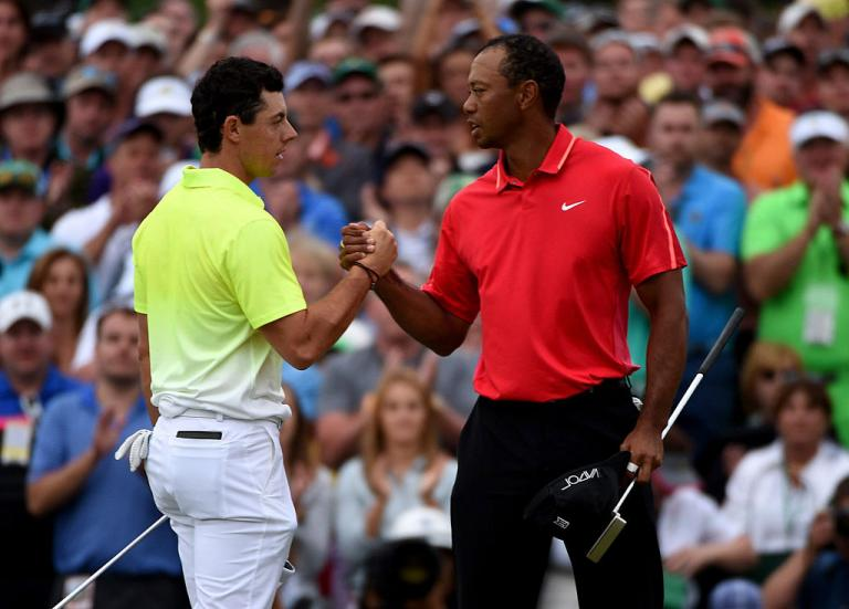 Tiger Woods to face Rory McIlroy on Saturday at WGC Matchplay!