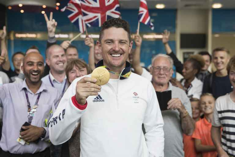 """Justin Rose: Olympic Gold """"biggest gift of my career"""""""
