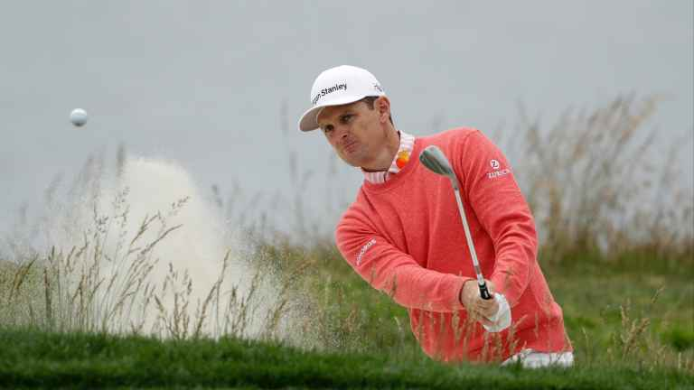 Justin Rose - What's in the bag?