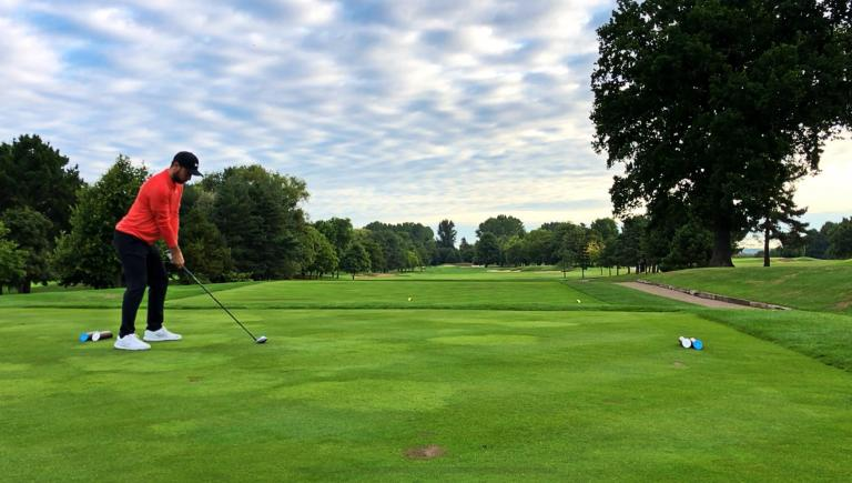 GolfMagic plays 18th hole at The Belfry, Brabazon - Ryder Cup special